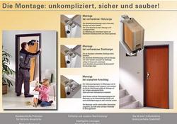 Quante - Wohnungseingangstüren - Flyer