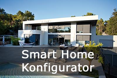 Quante Smart Home Konfigurator