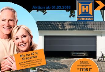Hörmann RenoMatic 2016 bei Quante Südkirchen