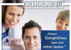 Prospekt ALPHALINE 90 - Gebrüder Quante Südkirchen
