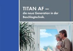 SIEGENIA Flyer TITAN AF - Gebrüder Quante Südkirchen