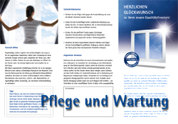 VEKA Pflege & Wartung - Gebrüder Quante Südkirchen