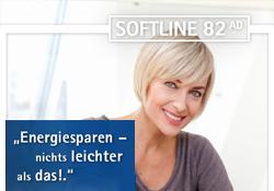 Prospekt SOFTLINE 82 AD - Gebrüder Quante Südkirchen