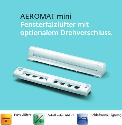 Gebrüder Quante Südkirchen - SIGENIA Aeromat mini