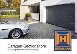 Gebrüder Quante Südkirchen - Hörmann Sectionaltore Prospekt