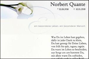 Norbert-Quante