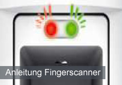 Quante Südkirchen - GRAUTE Anleitung Fingerscanner