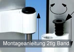 Quante Südkirchen - GRAUTE Anleitung 2tlg Band
