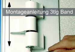 Quante Südkirchen - GRAUTE Anleitung 3tlg Band