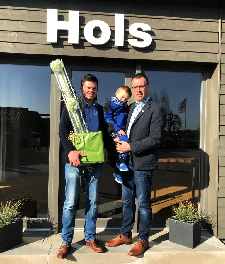 Gebrüder Quante Südkirchen - 10 Jahre Firma Hols