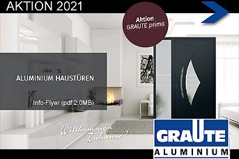 Graute Haustüren Aktion 2021 - Gebr. Quante Südkirchen