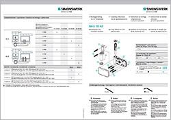 Quante Südkirchen - Simonswerk Montageanleitung SIKU 3D K3130
