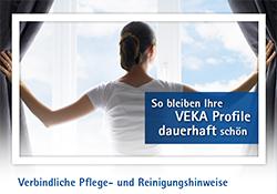 VEKA Reinigen & Pflegen - Gebrüder Quante Südkirchen