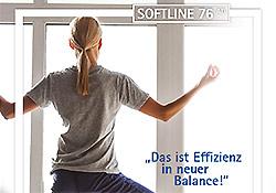 Prospekt SOFTLINE 76 AD - Gebrüder Quante Südkirchen