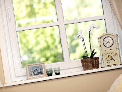 VEKA Fenster bei Quante